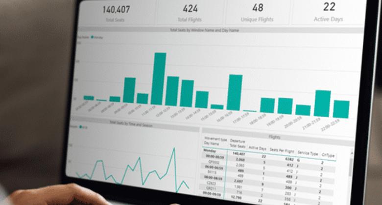 OneAlpha Technologies Screen